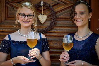 Weinköniginnen Zeltingen